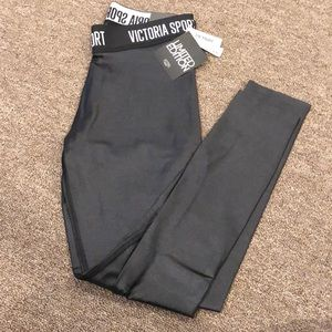 Limited edition fake leather leggings
